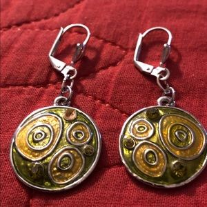 Jewelry - Medallion Earrings